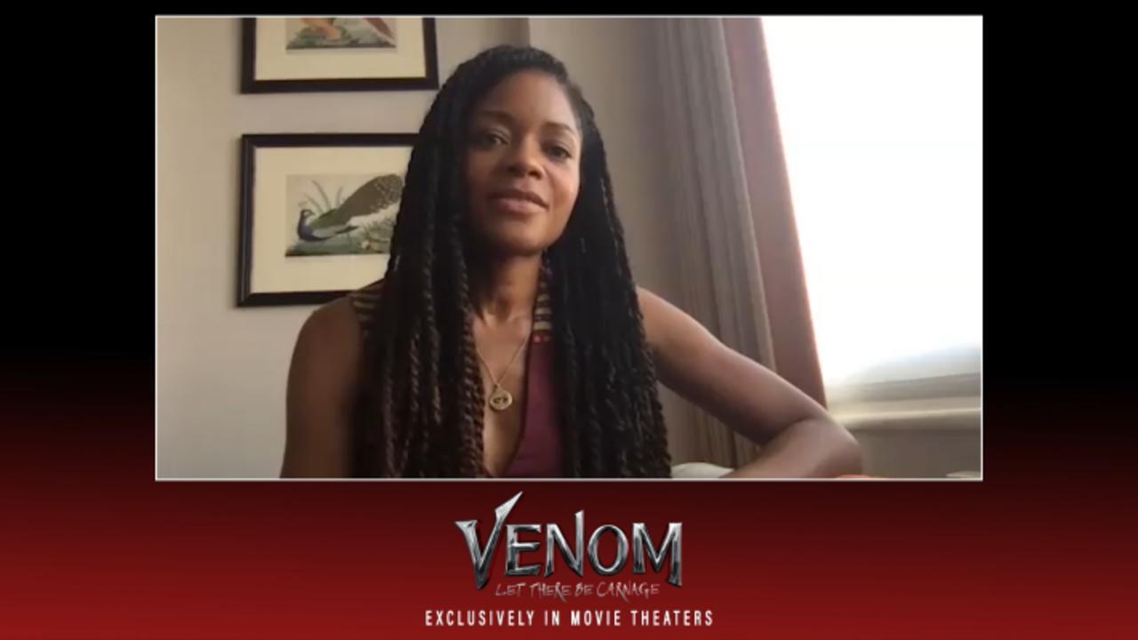 Naomie Harris Praises Working With Andy Serkis On 'Venom'