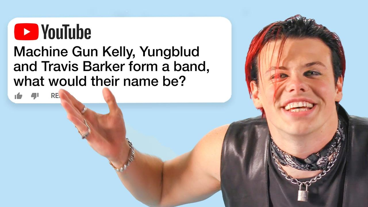 YUNGBLUD Goes Undercover on Reddit, Twitter and TikTok
