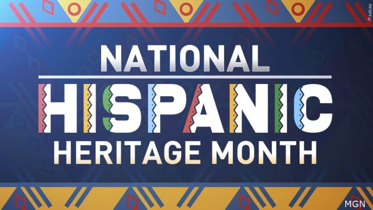 Del Mar College celebrating Hispanic Heritage Month
