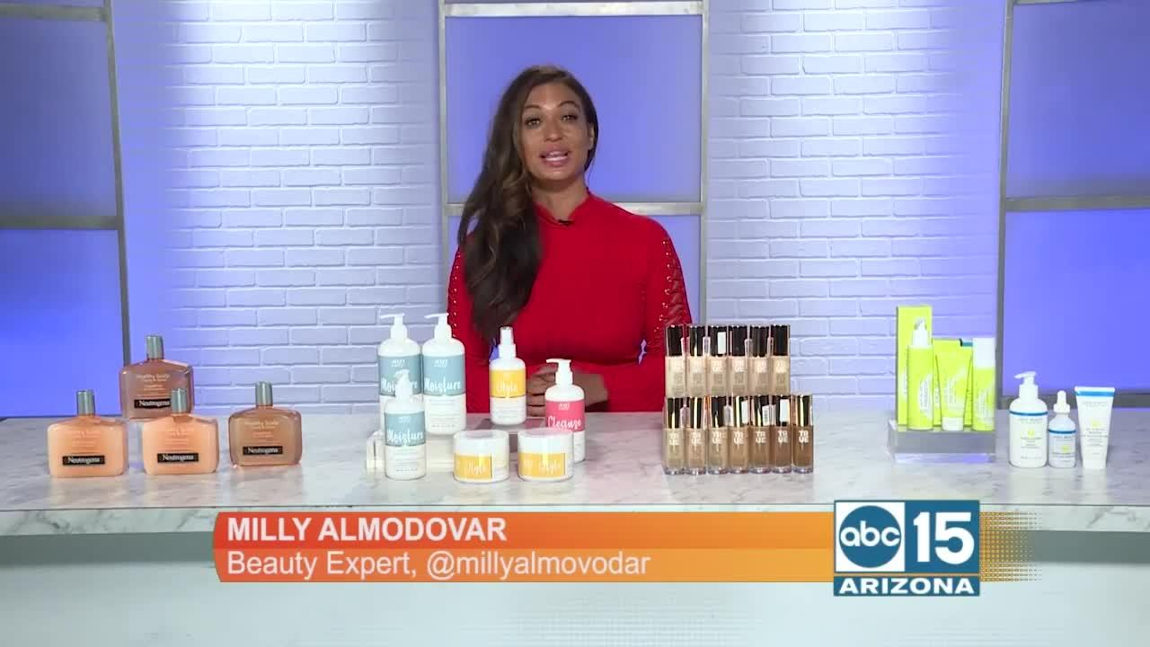 Milly Almovodar has the latest beauty and skincare tips