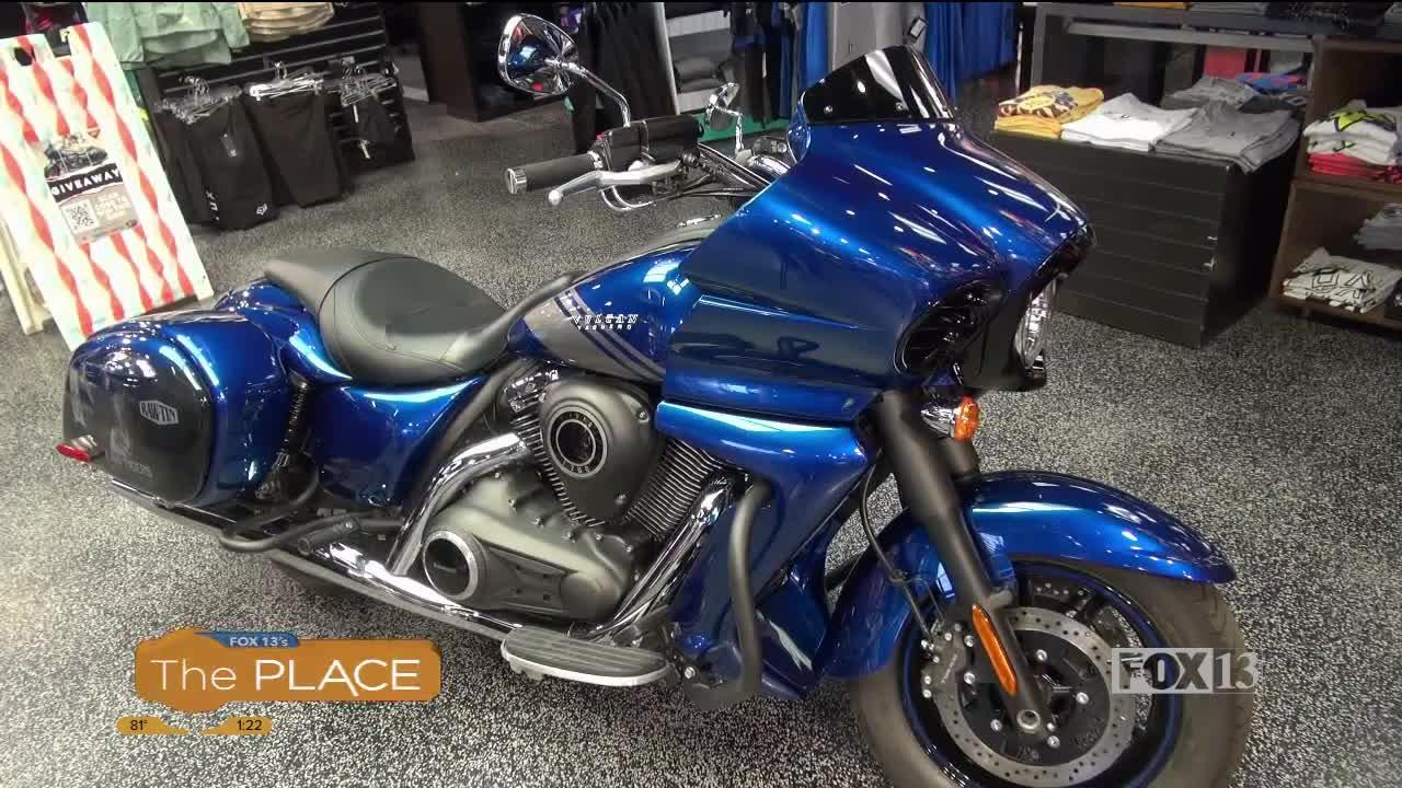 How you could win this motorcycle for free