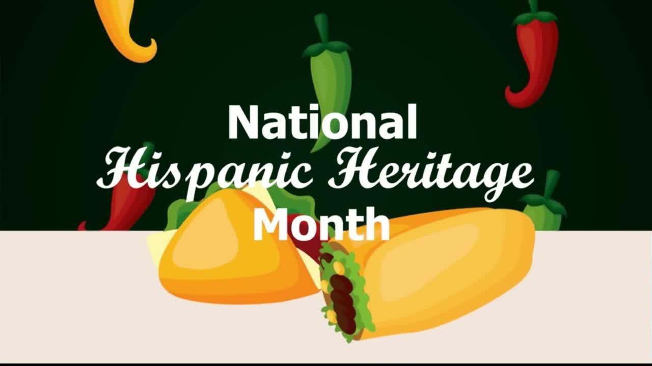 Hispanic Heritage Month History