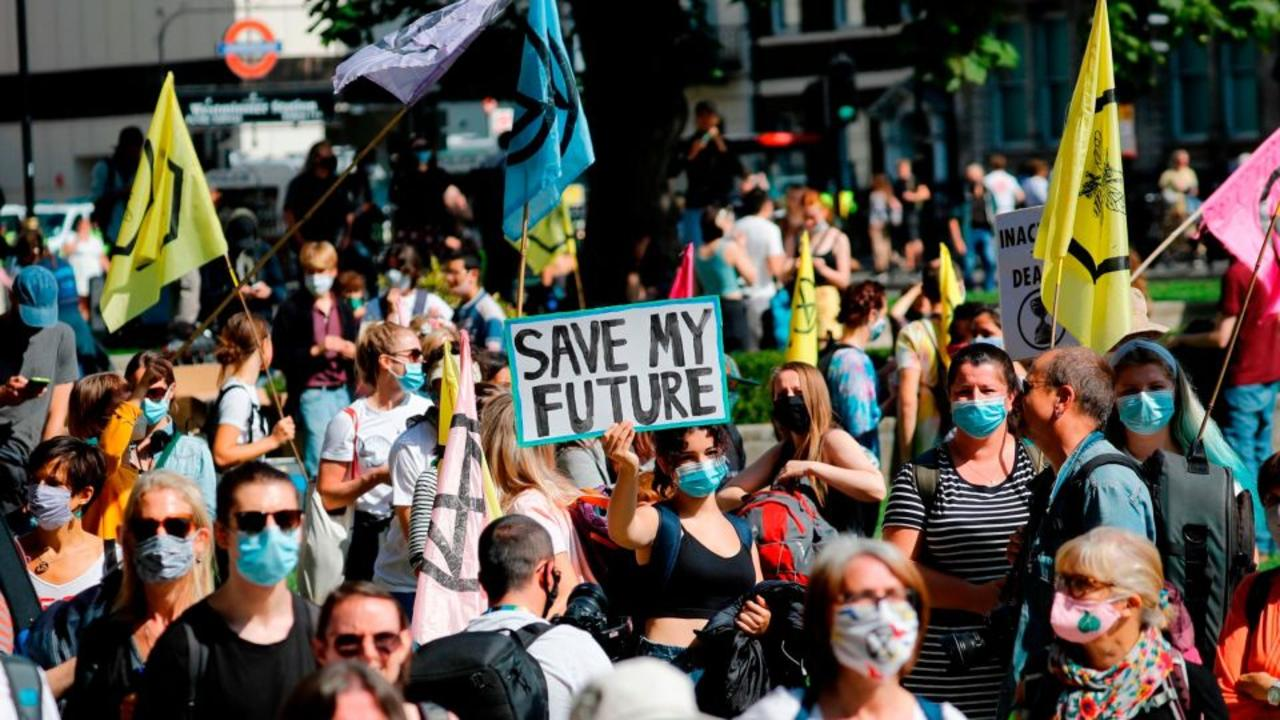 The hottest year on record. The deadliest for climate activists