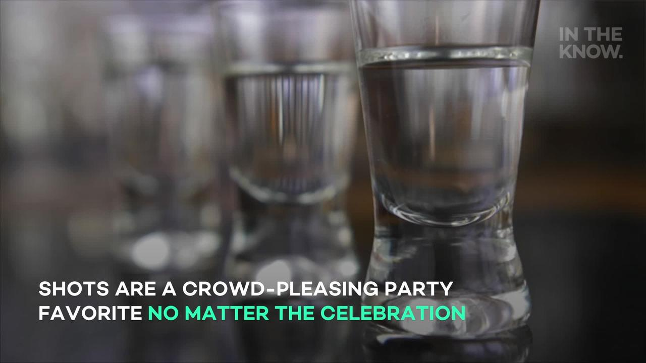 These edible shot glass recipes are their own reason to throw a party