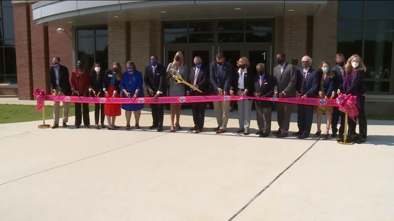 Henrico officially opens three new schools