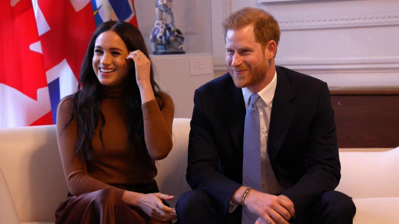 Prince Harry And Megan Markle Top The 'Time' 100 Most Influential List