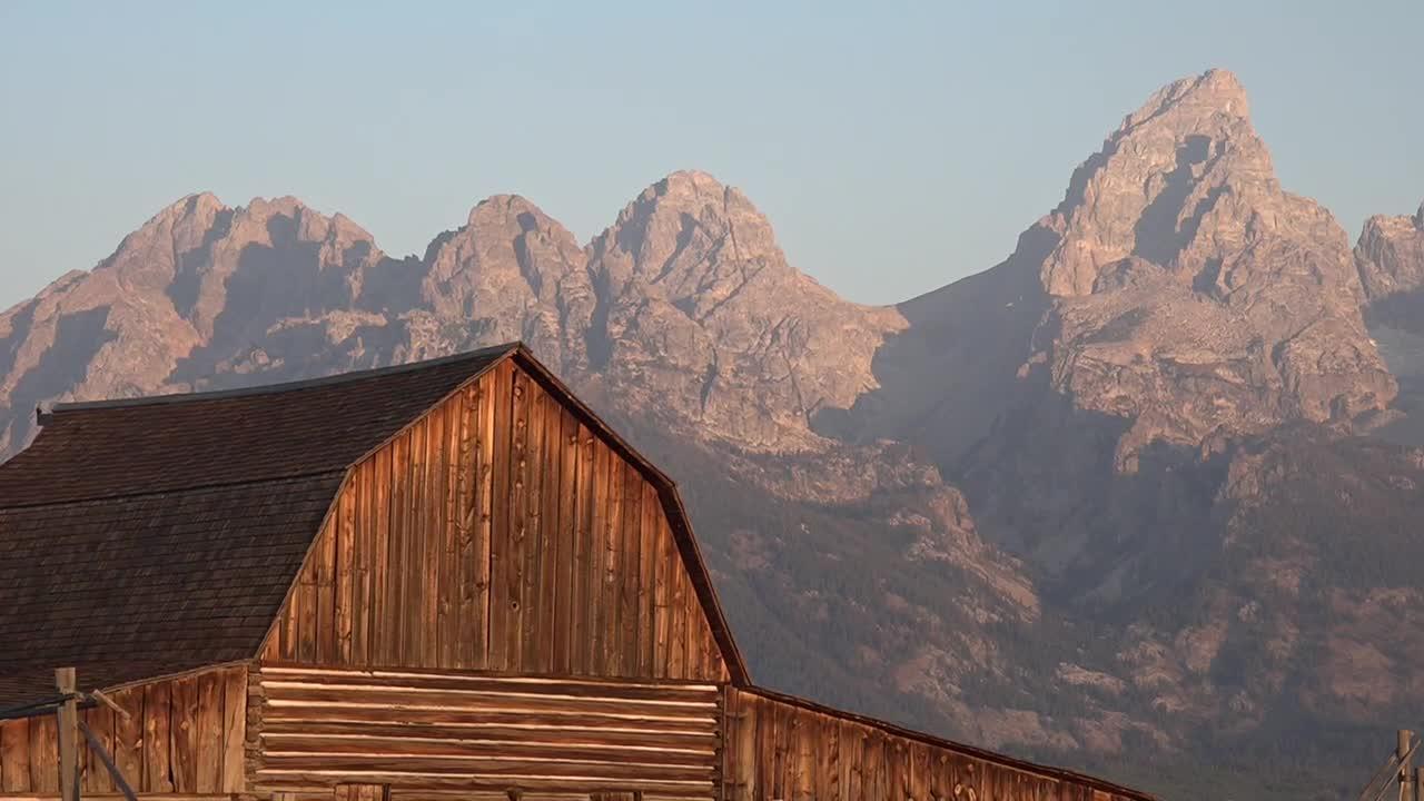 Grand Teton National Park is a photographers dream