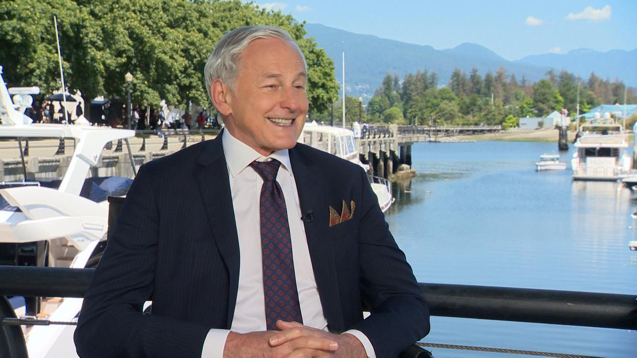 'Family Law' Star Victor Garber Reflects On His Role In 'Legally Blonde'