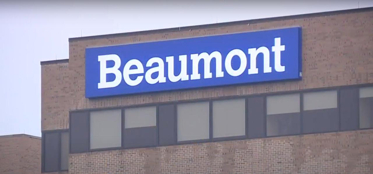 Beaumont Health says its 10 emergency departments are nearly full due to 'perfect storm' of issues