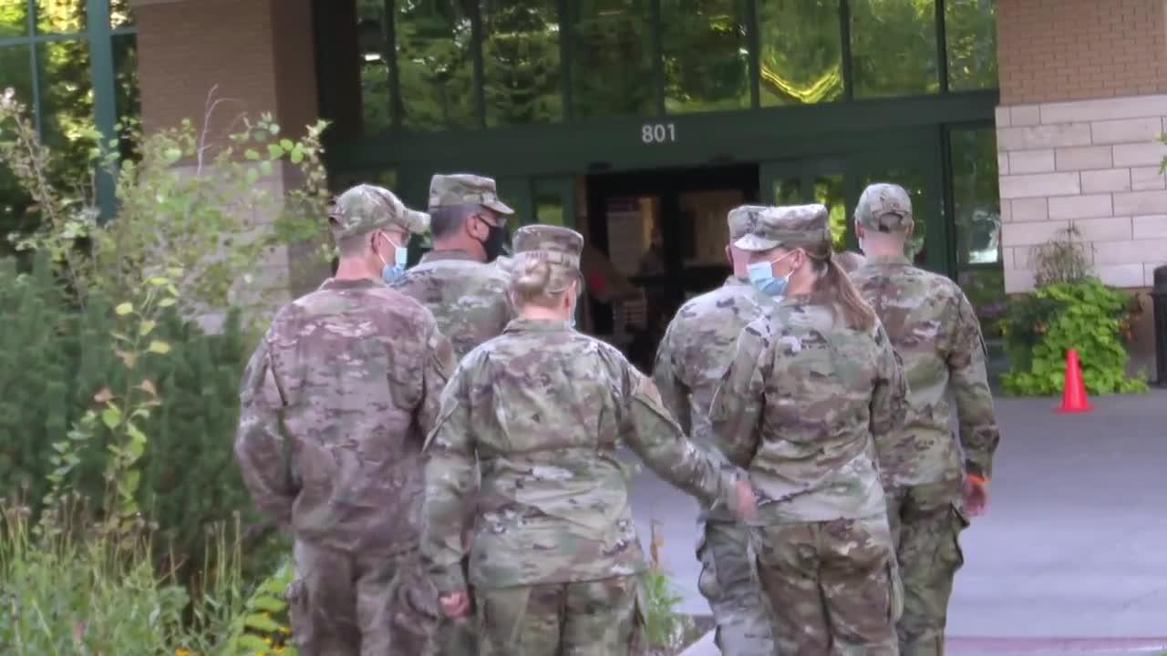 Billings Clinic enlists the help of the National Guard