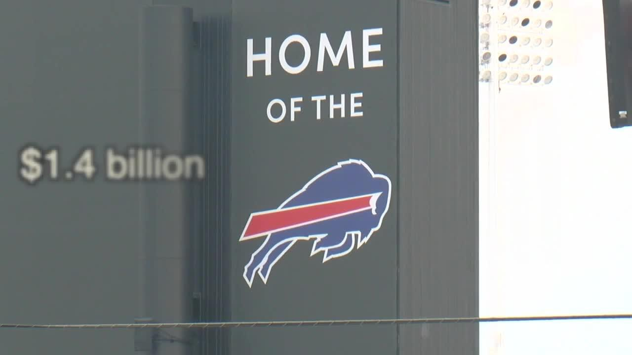 Does the vaccine mandate put funding for a new Bills stadium in jeopardy?