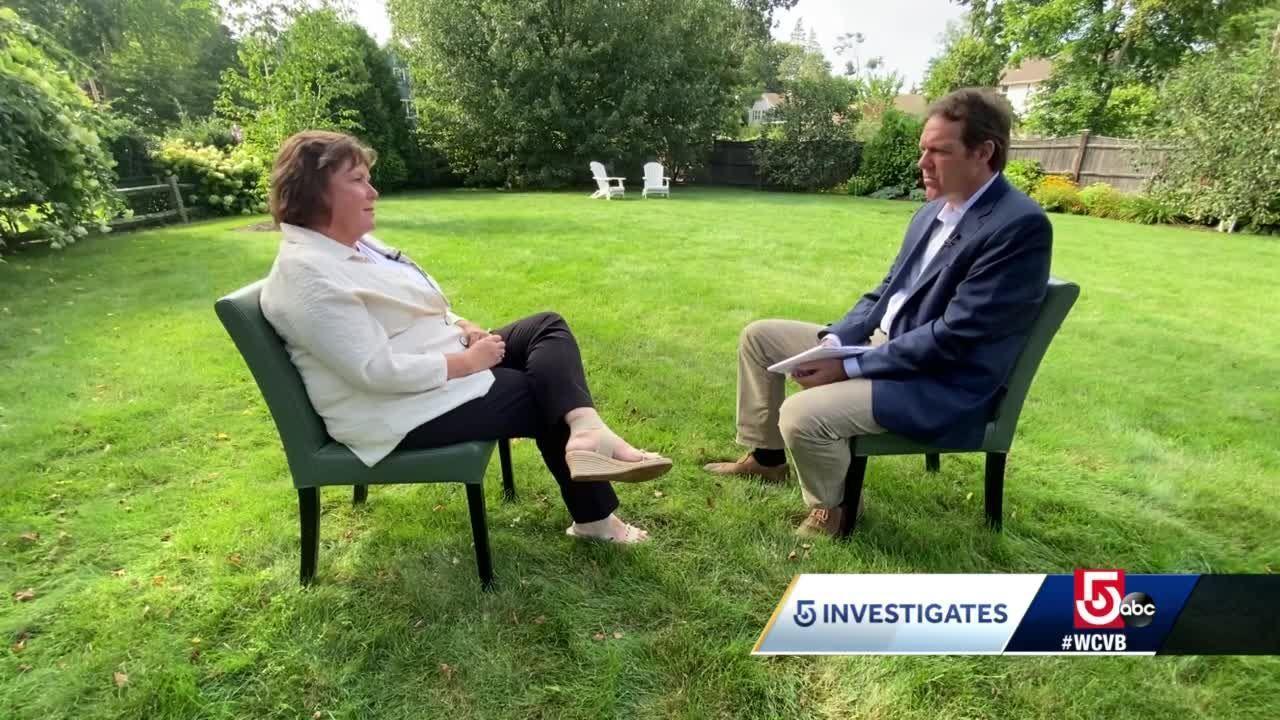 Women at the center of Massachusetts' 9/11 response speak out
