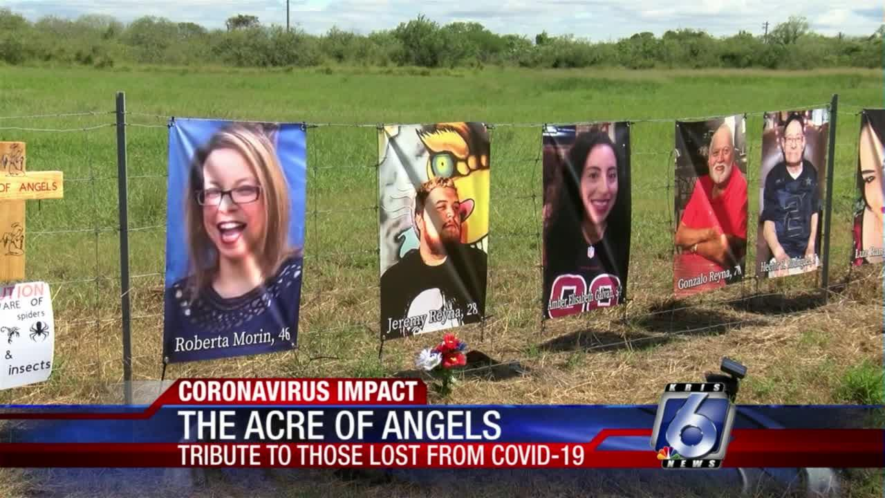 Acre of Angels: A tribute to those lost from COVID-19