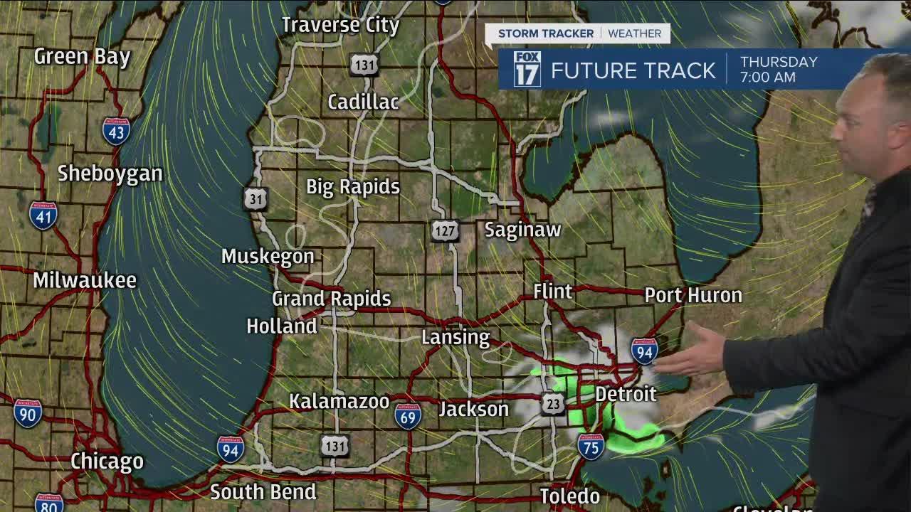 Wednesday Evening Forecast Sept 15, 2021