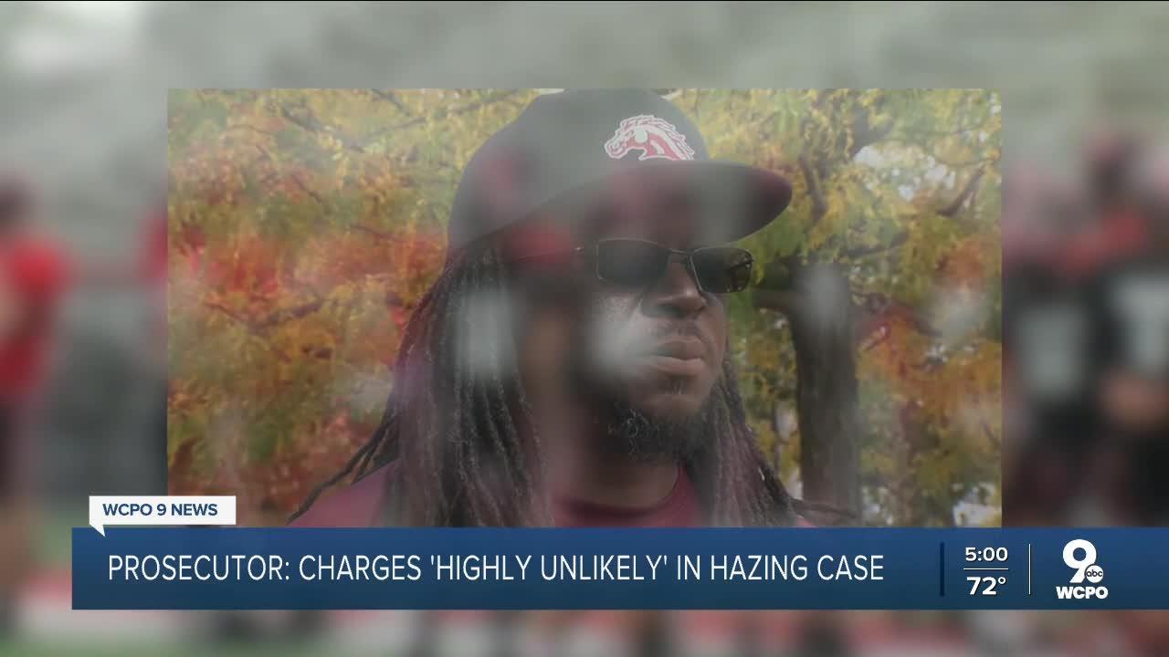 Prosecutor: Alleged Western Hills hazing incident was 'a bunch of kids screwing around'