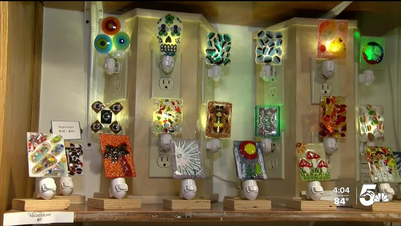 National Small Business Week; New Earth Beads offers something for everyone