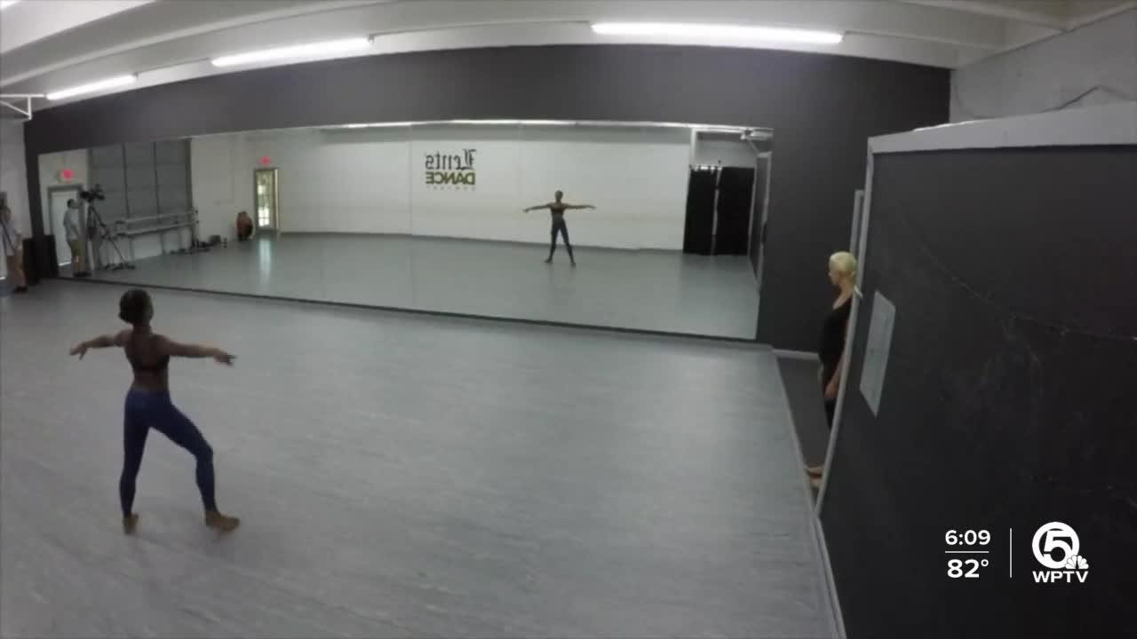 Wellington teen going to New York to pursue her dream of dancing ballet