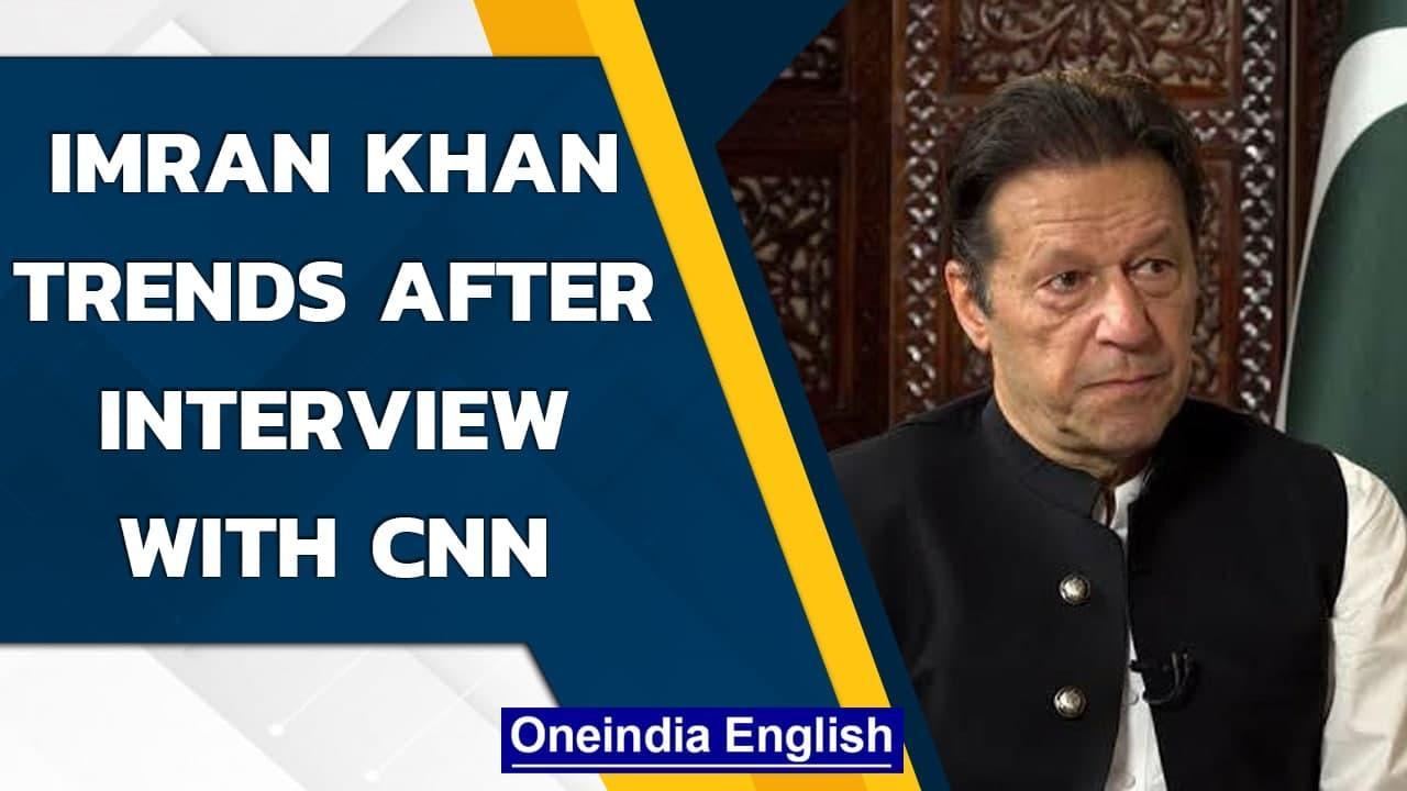 Imran Khan trolled over Haqqani 'tribe' statement, defends Taliban   OneIndia news