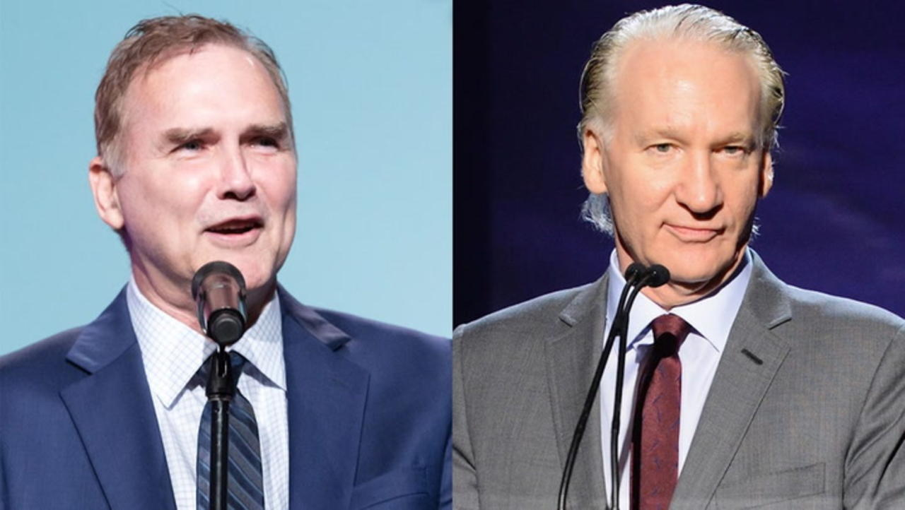 Bill Maher Commends Norm Macdonald for Keeping Cancer Battle Private   THR News