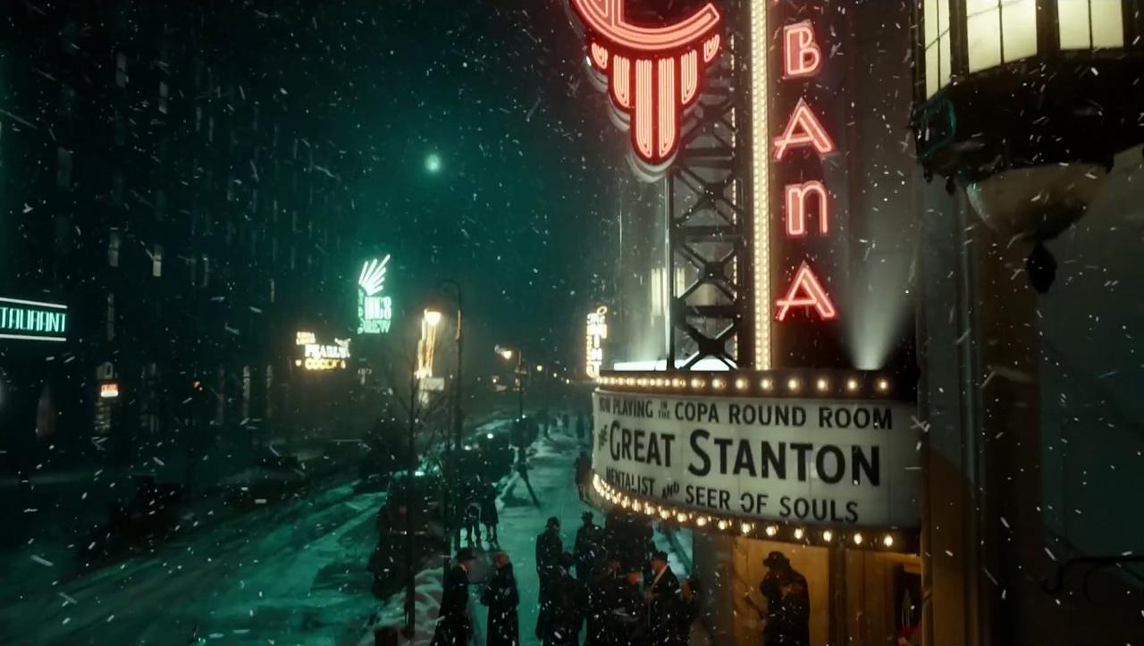 NIGHTMARE ALLEY Movie (2021) - Bradley Cooper, Cate Blanchett, Toni Collette