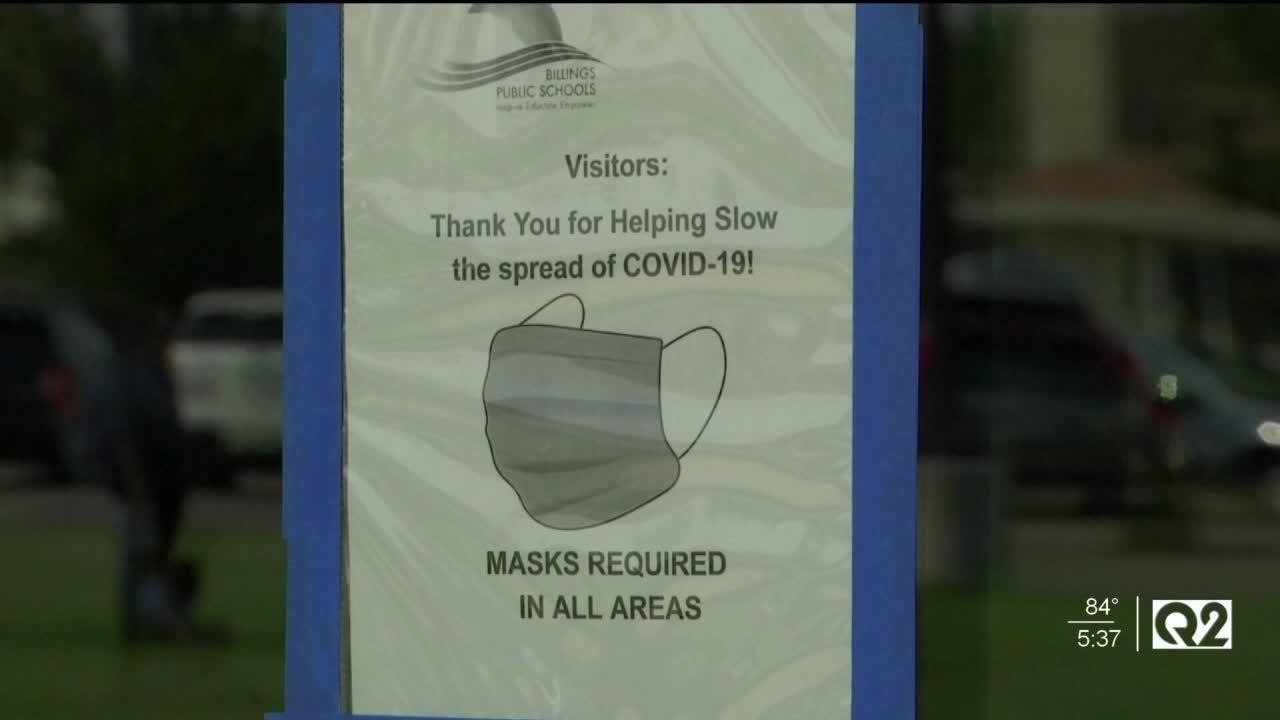 Billings public schools record 117 new COVID-19 cases last week