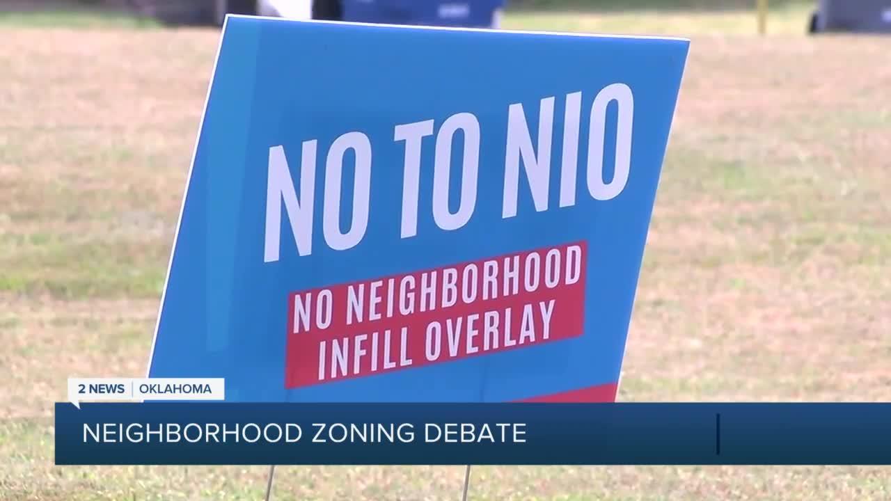 Tulsa residents speak up on Neighborhood Infill Overlay