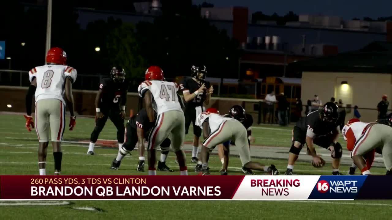 Blitz 16 Player of the Week: Landon Varnes