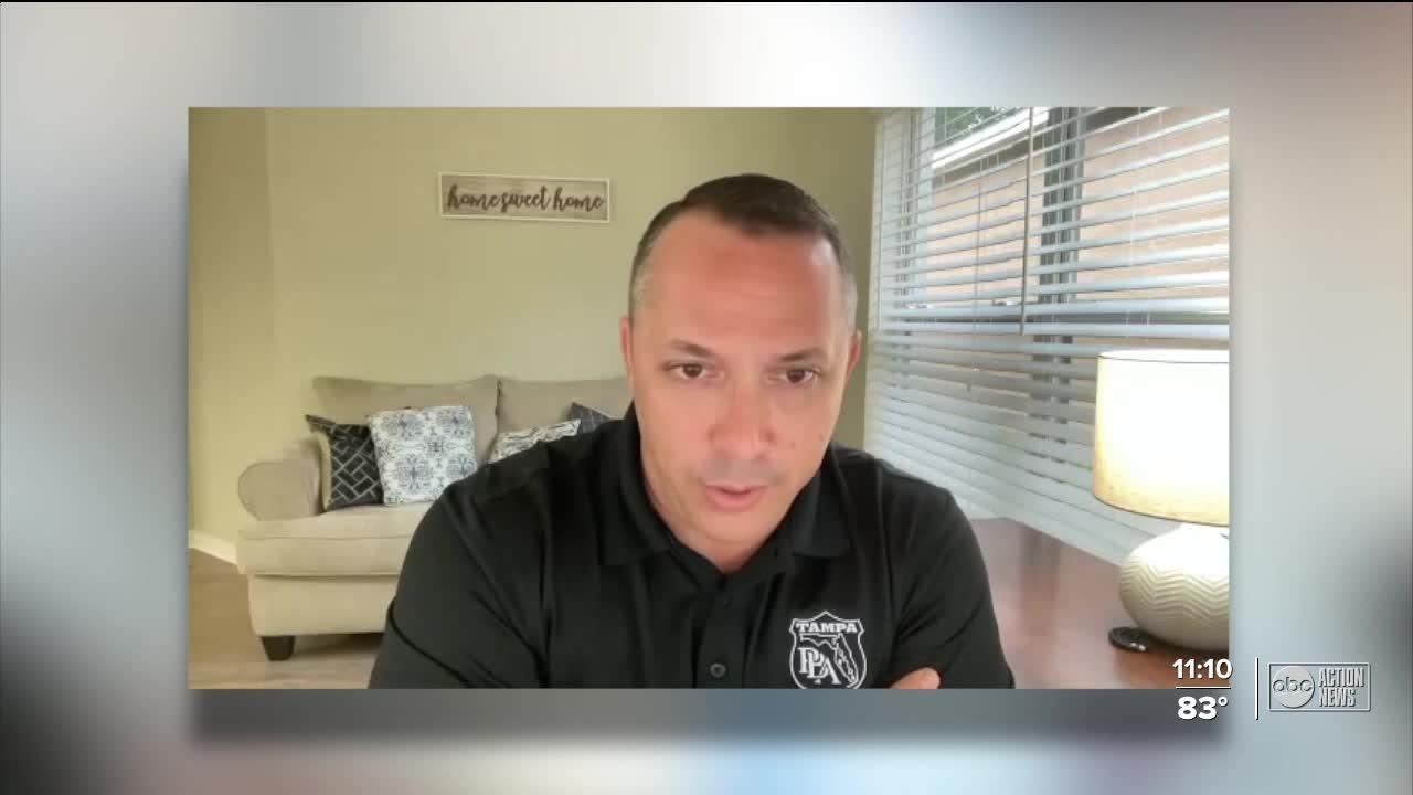Tampa police officer dies following COVID-19 complications