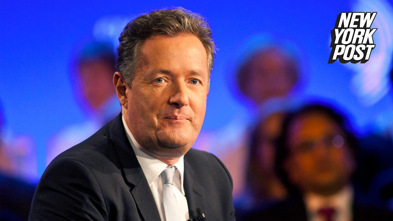 Piers Morgan joins the New York Post as columnist in global News Corp and FOX deal
