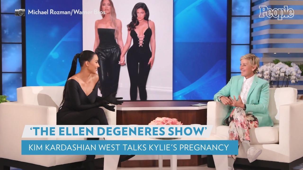 Kim Kardashian Says She's 'Done' Having Kids as She Celebrates Sister Kylie Jenner's Pregnancy News