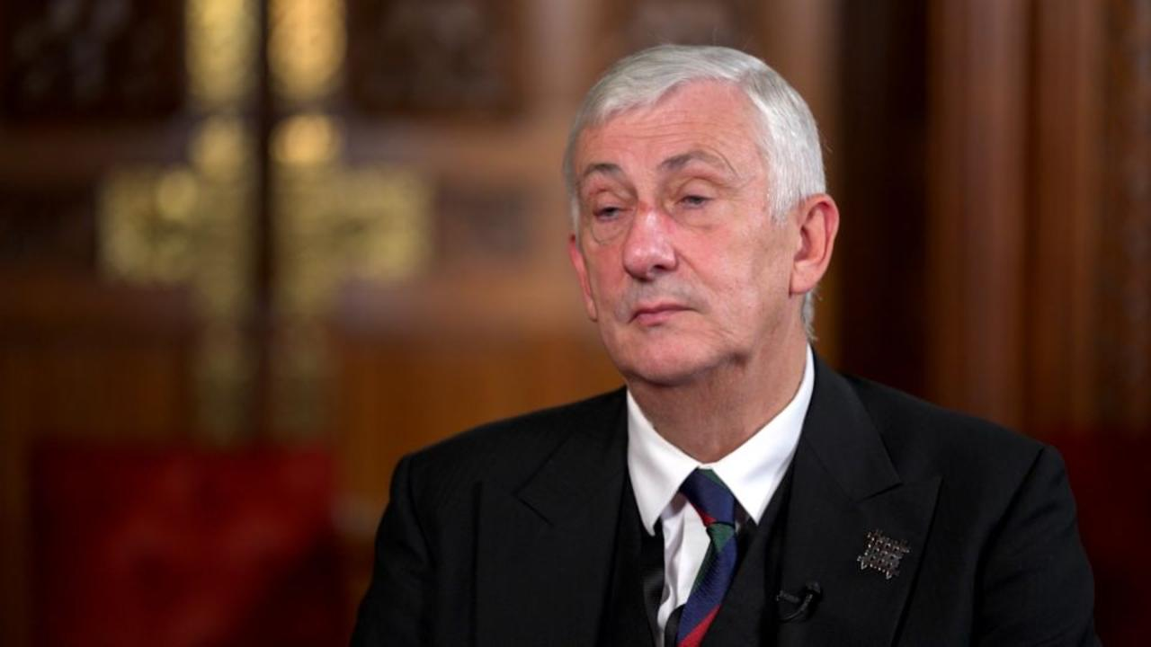 We can't let mob rule happen: UK speaker on threat of home grown terror
