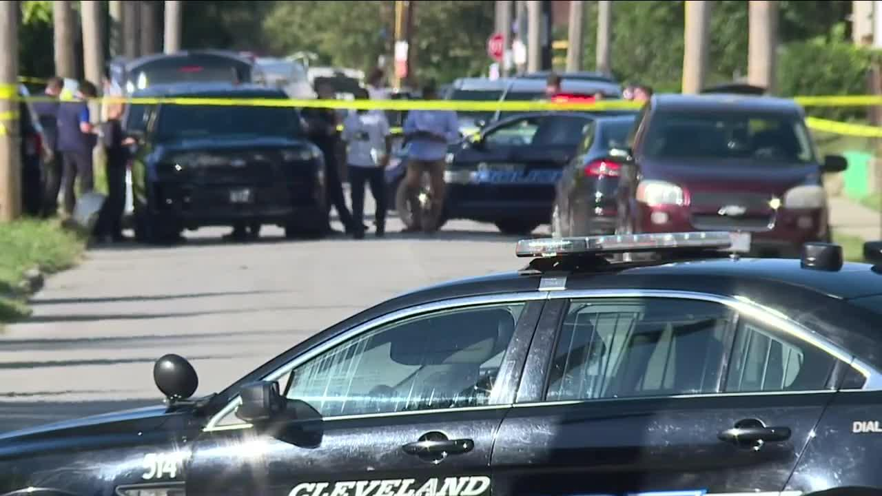 Officials identify corrections officer killed in suspected murder-suicide in Cleveland Thursday
