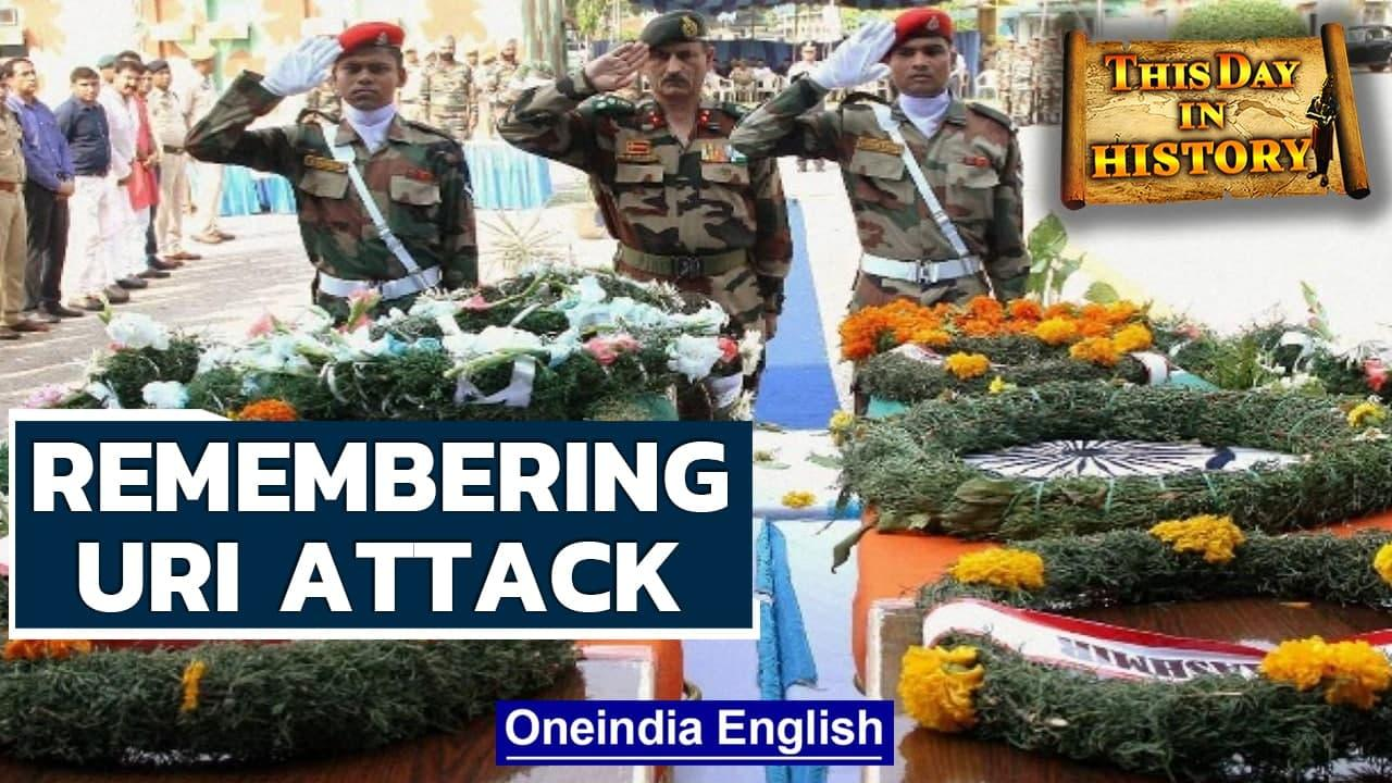 Uri attack and surgical strike   September 18 in history   OneIndia news
