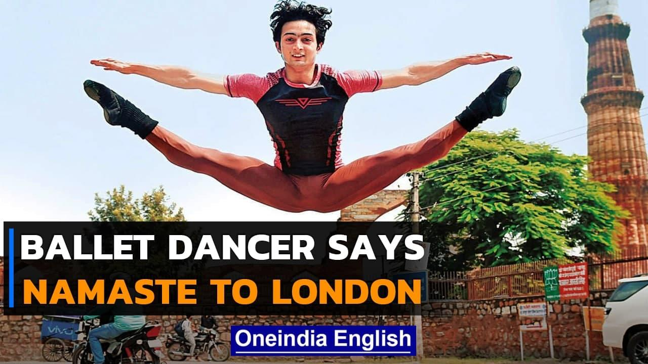 Delhi boy dances ballet, gets admission at prestigious London school   Kamal Singh   Oneindia News