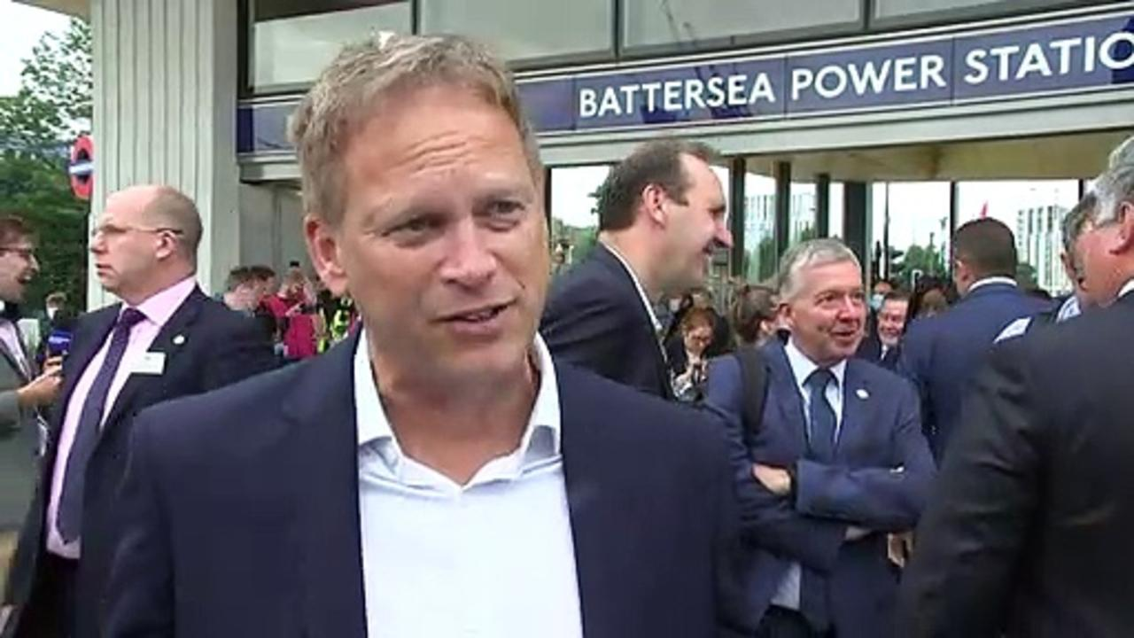 Shapps: London Underground extension 'a win for everyone'