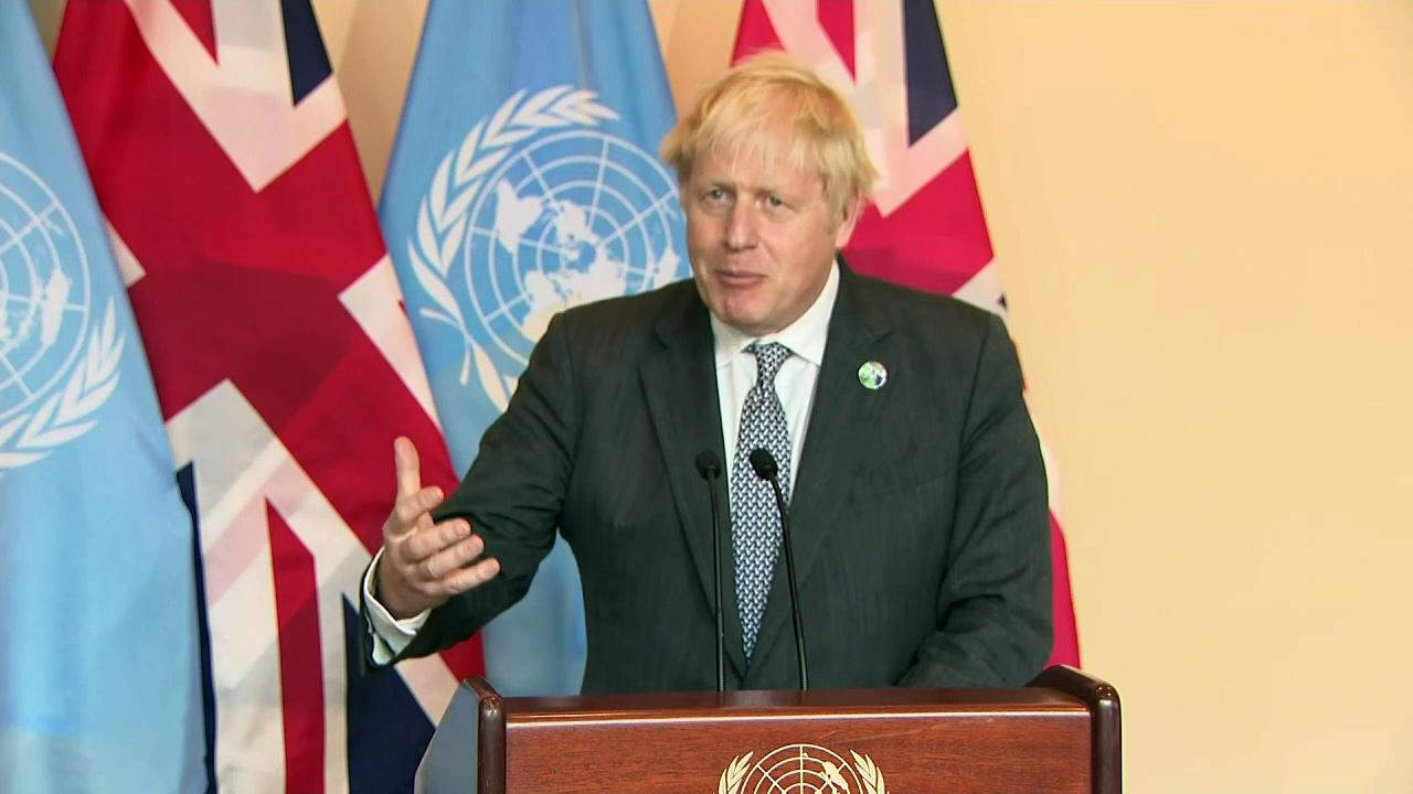 PM: 'It's up to us' to help finance climate action