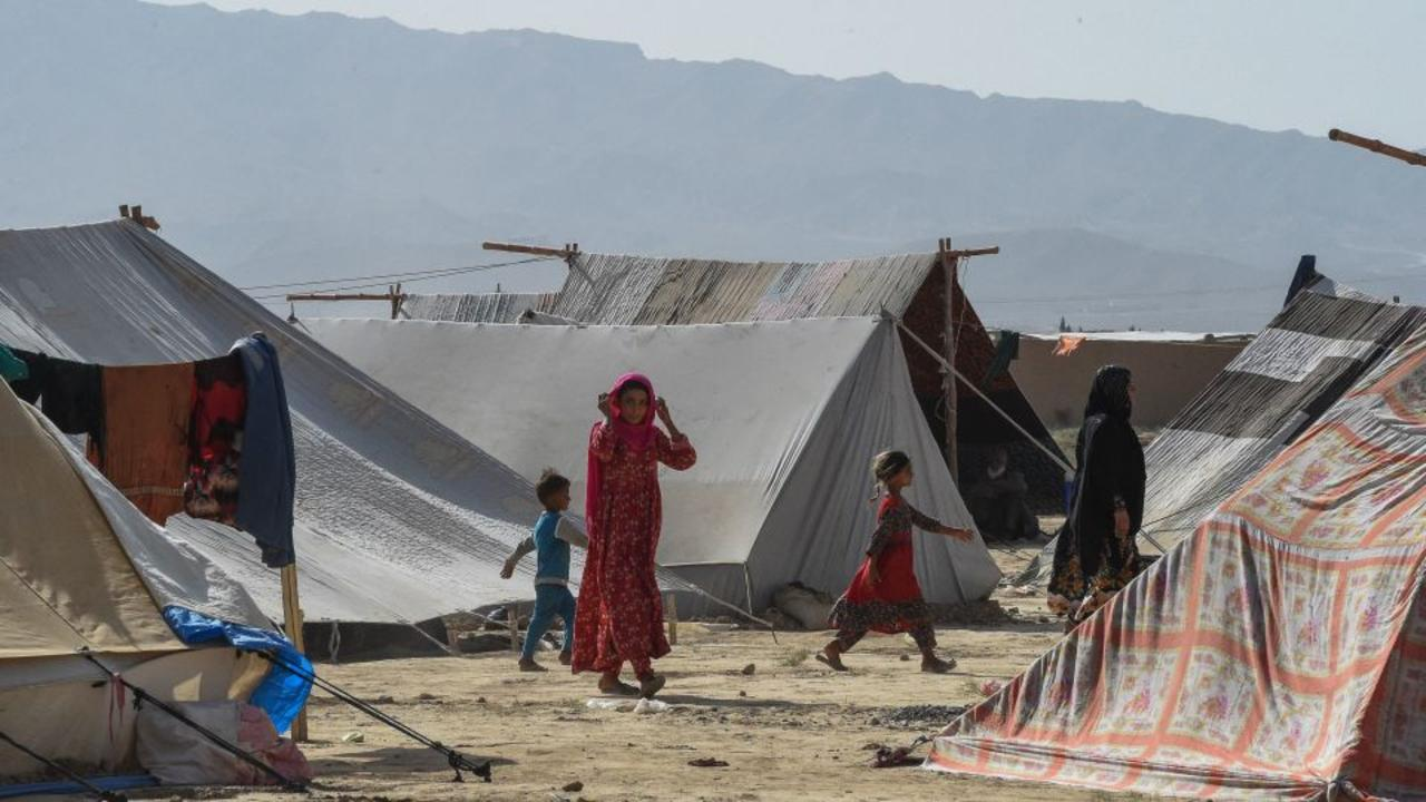 UN Refugee Chief: 'We must engage with the Taliban'