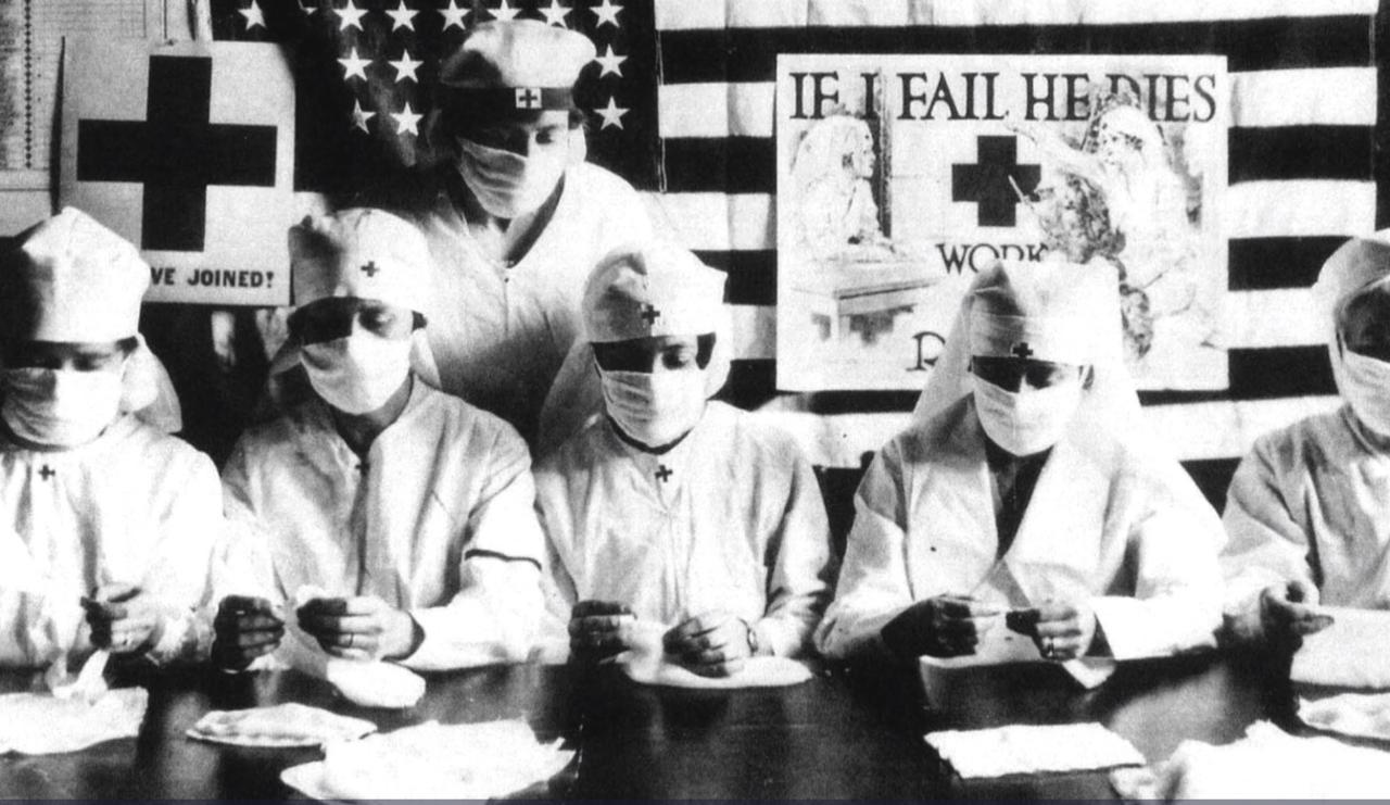 US COVID-19 Death Toll Eclipses 1918 Spanish Flu Estimates