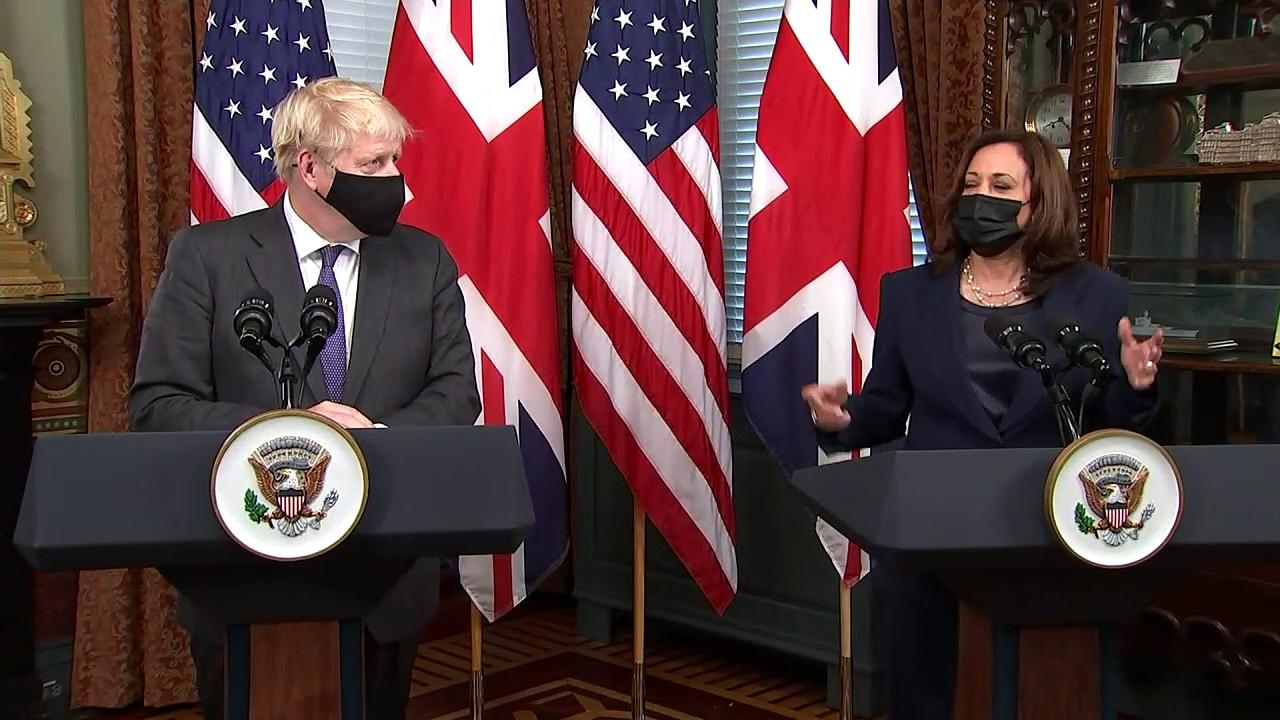 Johnson thanks US for lifting 'curious' ban on British beef