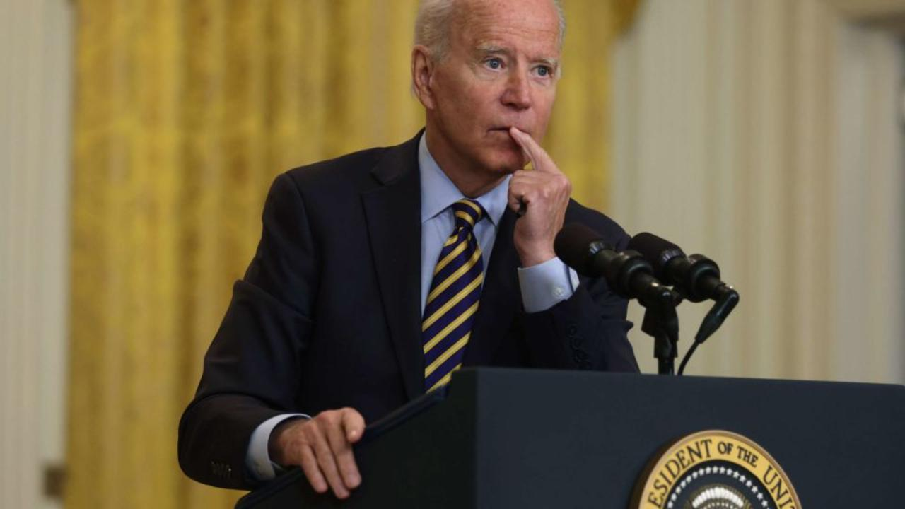 What the Afghan withdrawal reveals about Biden