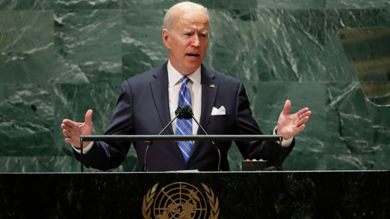 Biden at UN: This is a decisive decade for our world