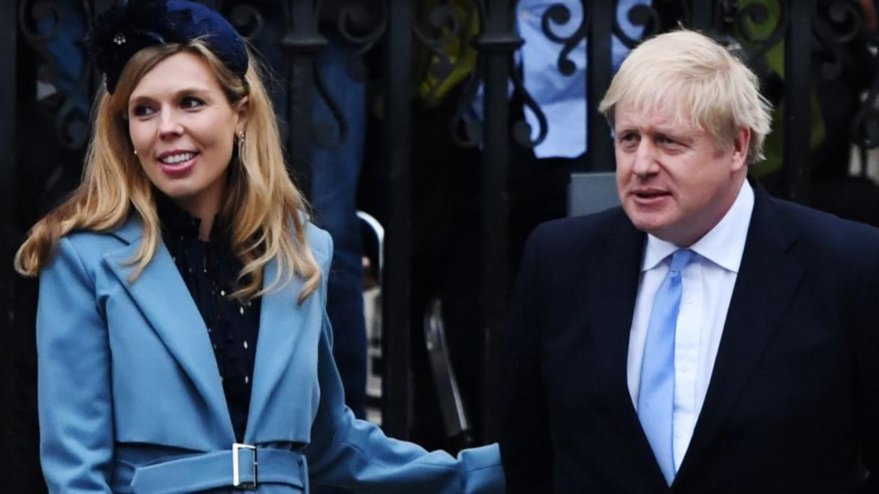 Boris Johnson names son after doctors who saved his life (May 2020)