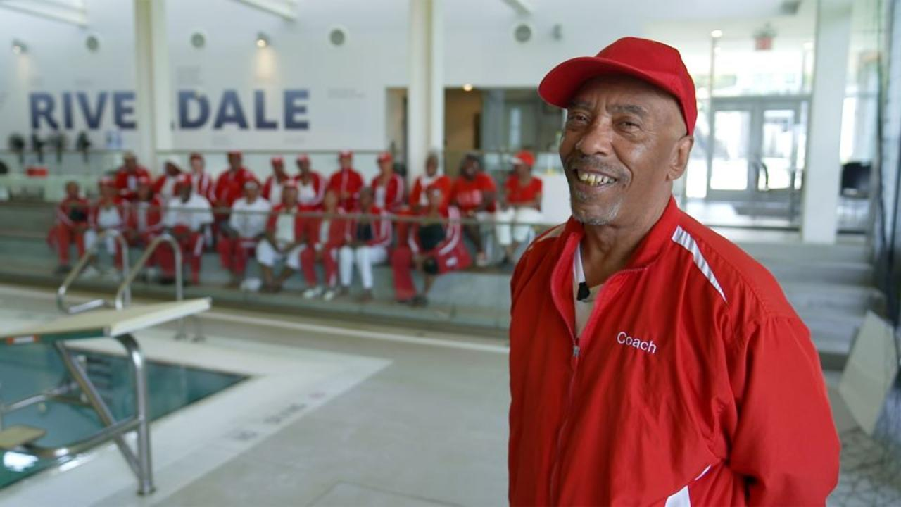 This senior synchronized swimming team is helping the next generation of African Americans learn to swim