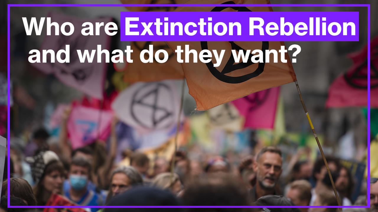 Who are Extinction Rebellion and what do they want?