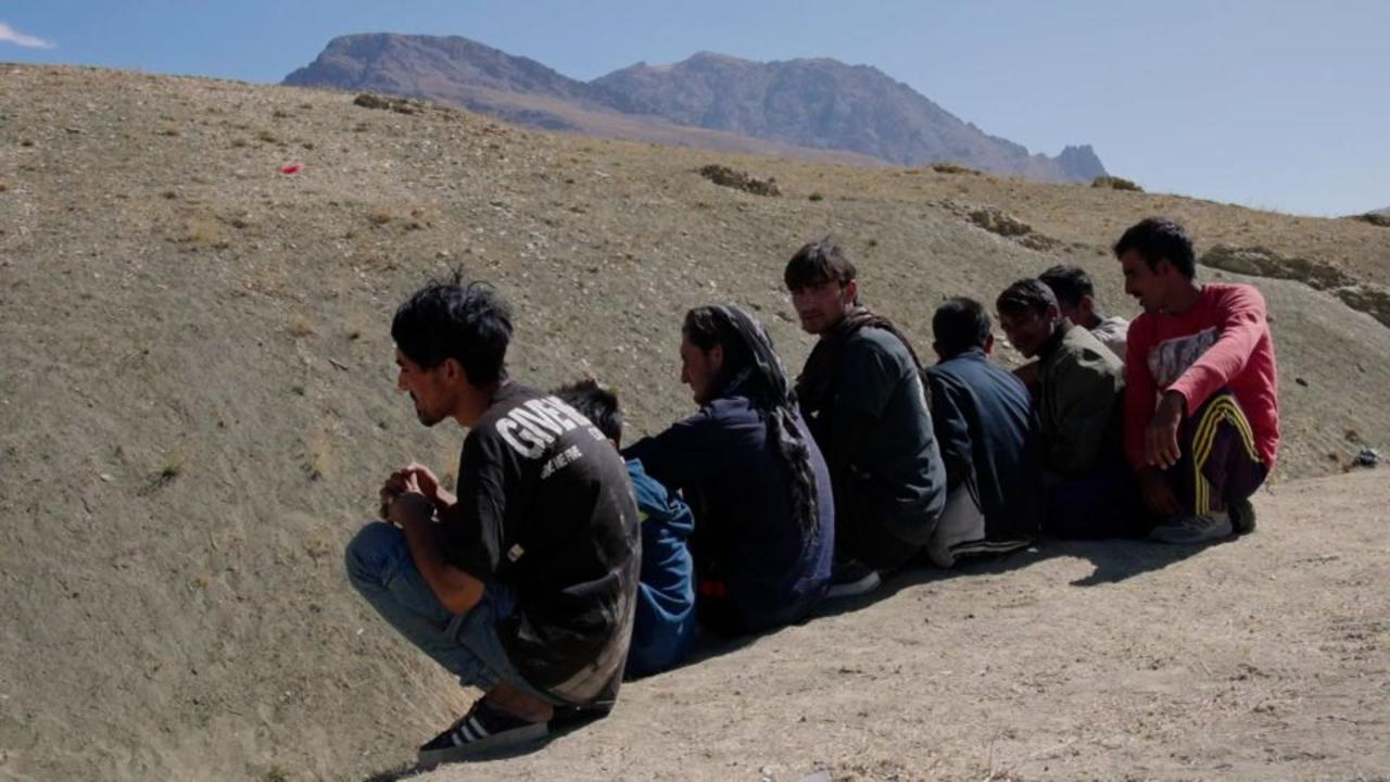 They escaped the Taliban. Now, they're stranded in a foreign country