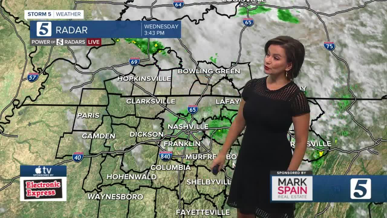 Bree's evening forecast: September 22, 2021