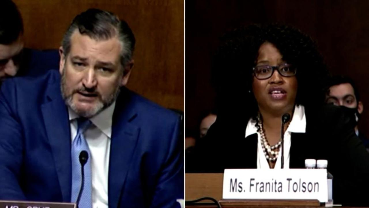 Ted Cruz gets into fiery exchange with professor during hearing