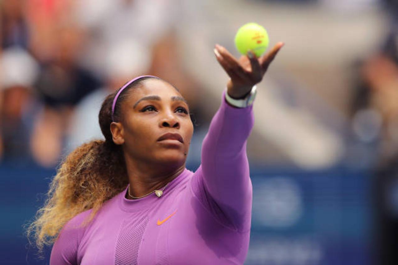 Happy Birthday, Serena Williams! (Sunday, Sept. 26)