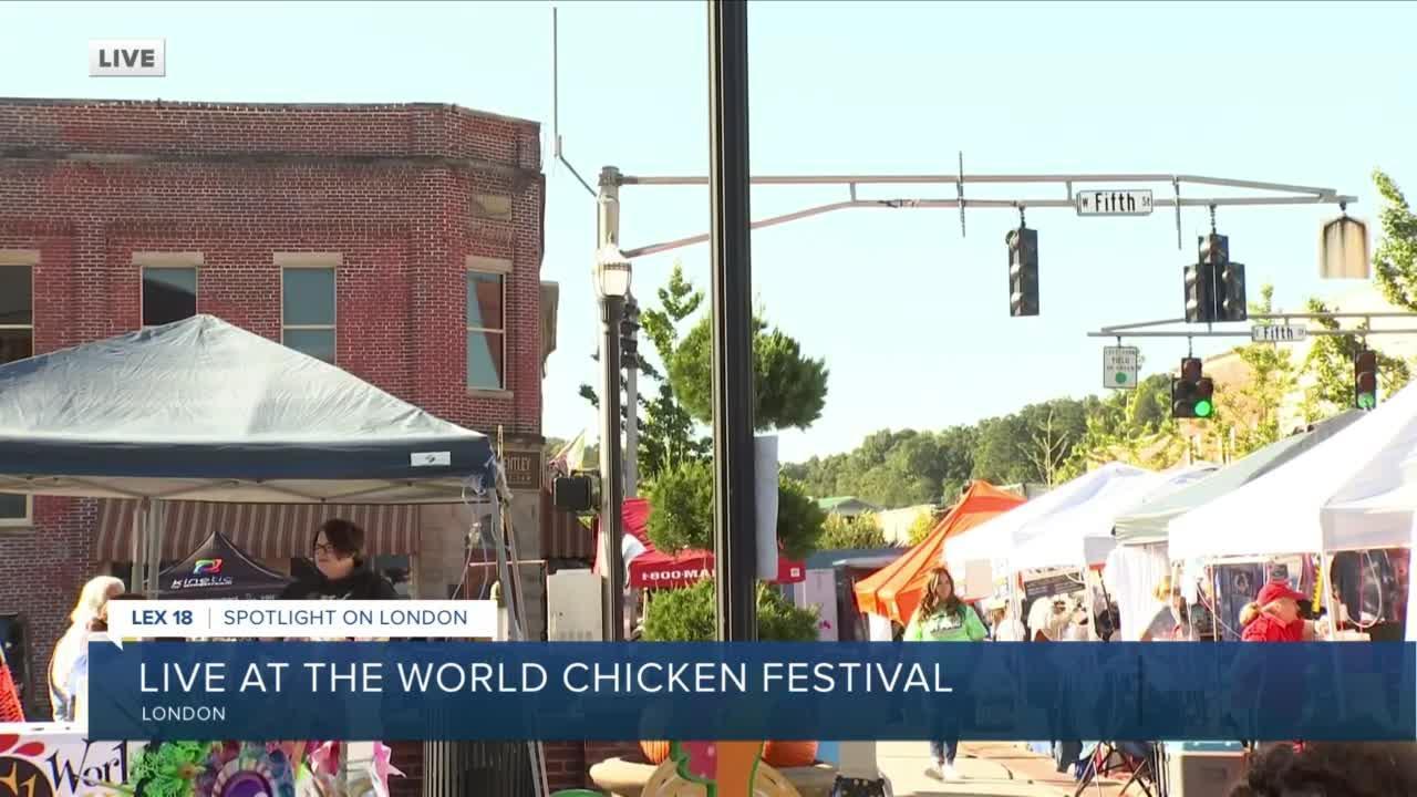 Spotlight on London: World Chicken Festival