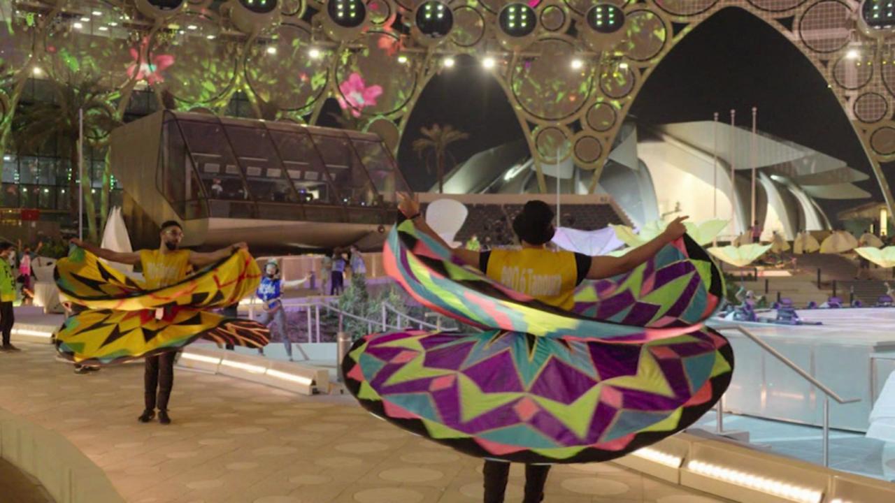 Expo Dubai pavilions welcome virtual travelers